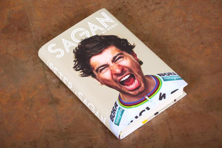 Sagan My World by Peter Sagan