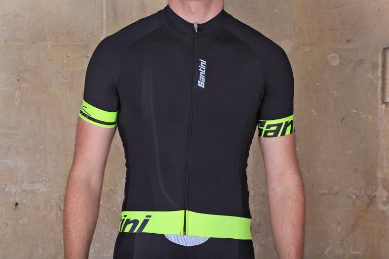 Review  Santini Sleek 2.0 Jersey  0ab968394