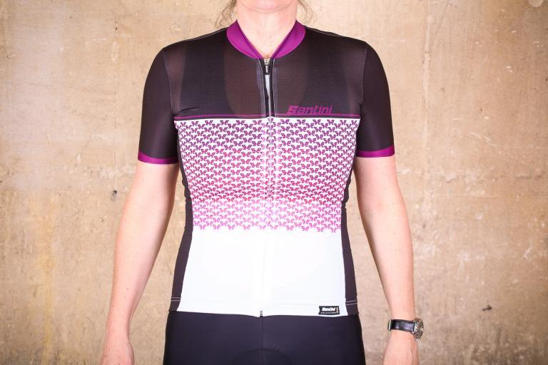 a57f33ccc Santini Women s Volo Short Sleeve Jersey