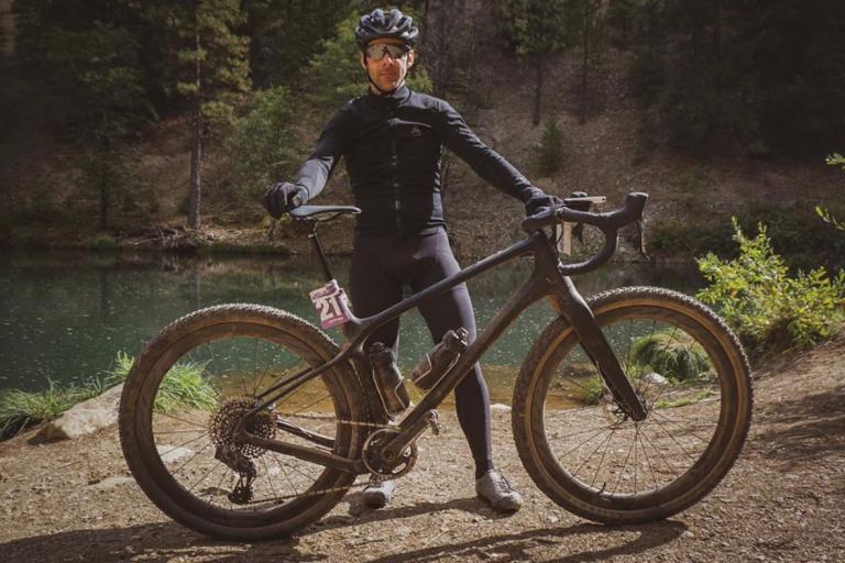 Evil Bikes Gravel Bike X protoype