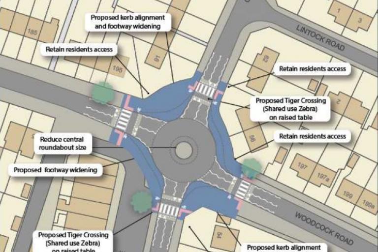Norwich Dutch Roundabout