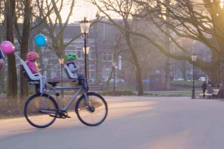 Google Self-driving bicycle