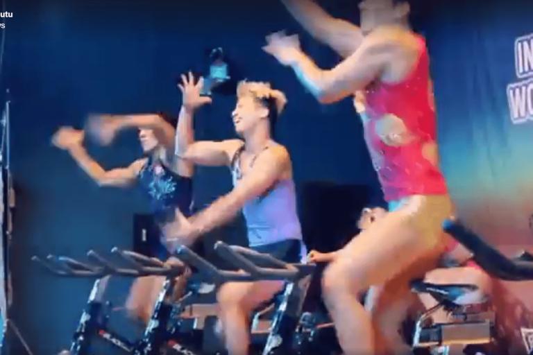 Indoor Cycle Gymnastics World Championships still