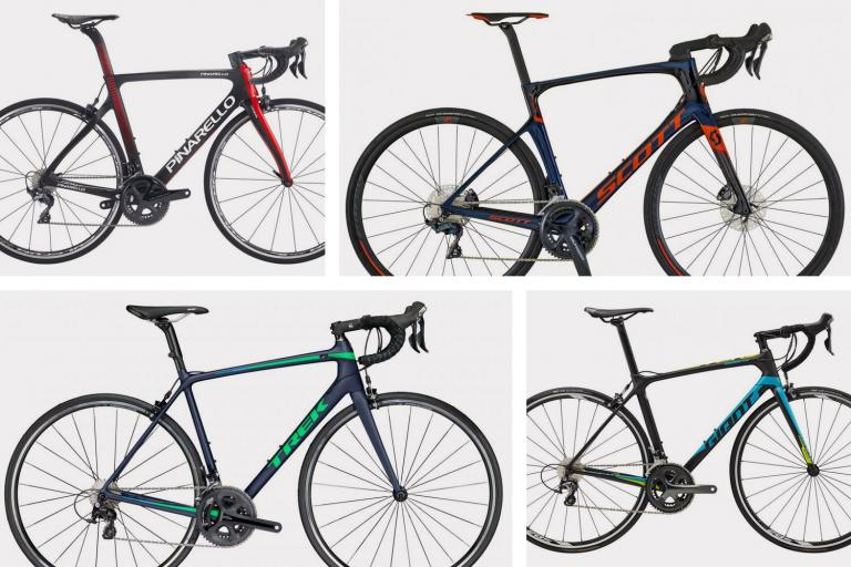 Seven affordable pro race bikes July 2018