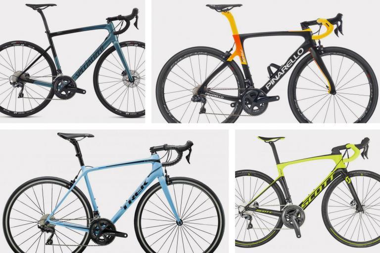 Seven affordable pro race bikes June 2019