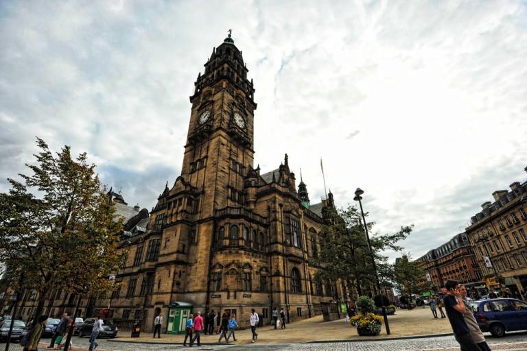 Sheffield (CC licensed by Eugene Phoen via Flickr)