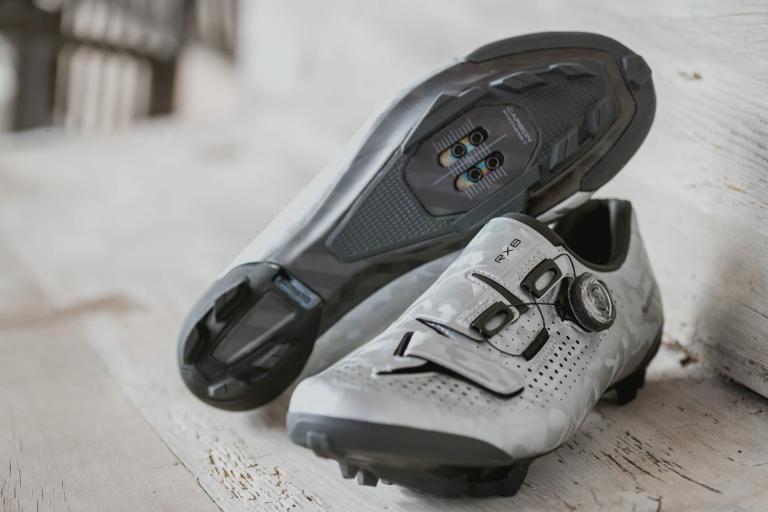 Shimano RX8 Gravel shoe 1