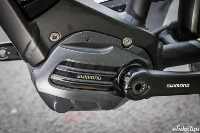 Shimano STEPS E6100 4