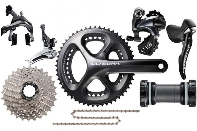 The Ultegra 6800 groupset — down in price, but definitely not out