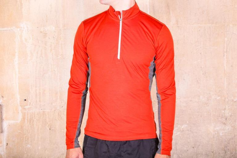 8fda9d95b3640 Showers Pass Men s Ridgeline Half-Zip LS Shirt