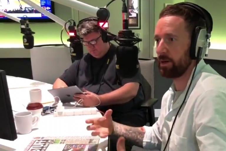 Sir Bradley Wiggins on TalkSport (via Twitter)
