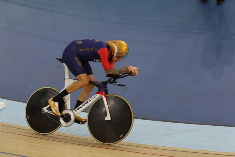Sir Bradley Wiggins UCI Hour Record 03 picture credit Harry Dowdney from Rapha