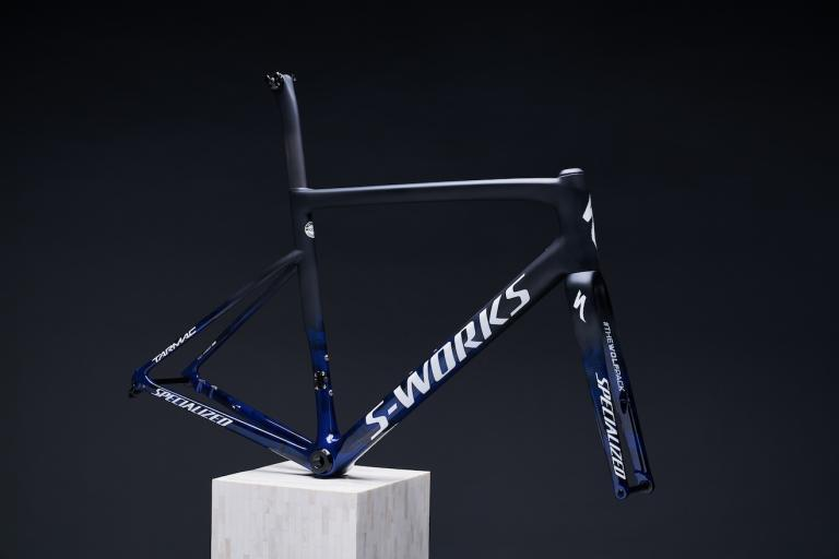 specialized ltd edition tarmac quick step 2019 1