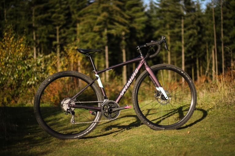 Specialized Women's Diverge E5 Comp Detail whole bike-4