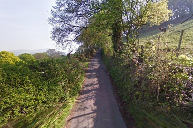 Steep diversion on National Cycle Route 46 (via StreetView).jpg