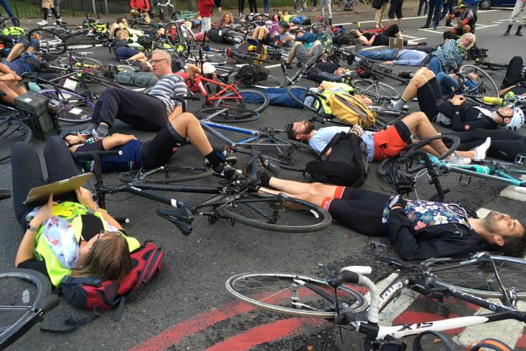 Stop Killing Cyclists Die-In and Vigil 4 September 2017 (picture courtesy Tom Kearney).jpg