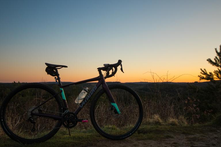 dawn raid sunrise ride spring