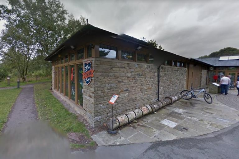 Sutton Bank Cycles (via StreetView)