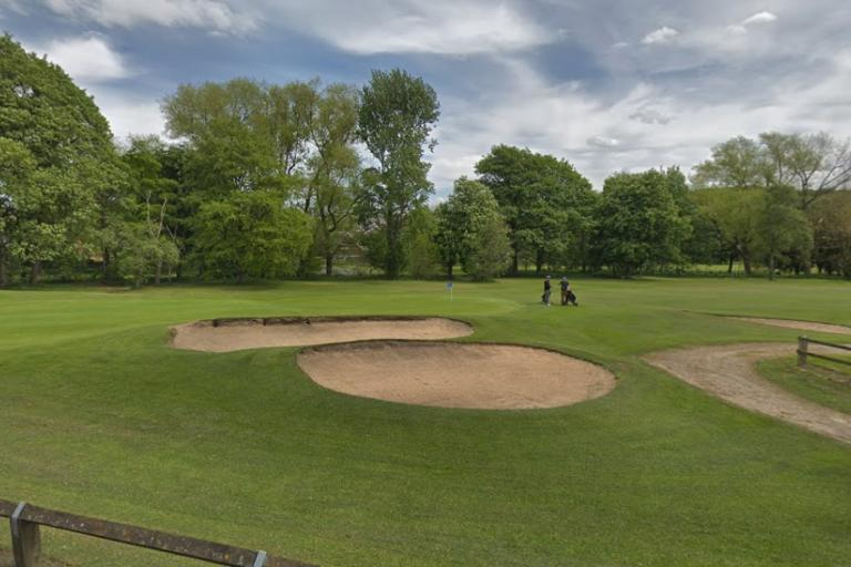 Temple Newsam Golf Club (via StreetView)