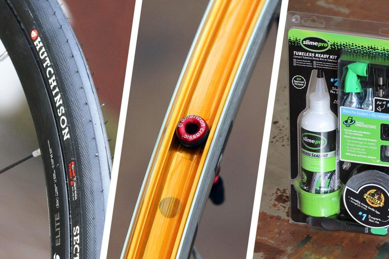 Time to switch to tubeless? August 2018