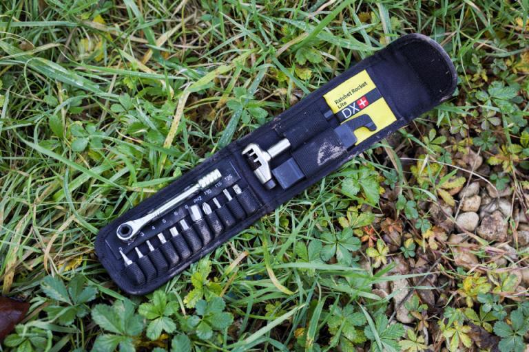 Topeak Ratchet Rocket RX tool