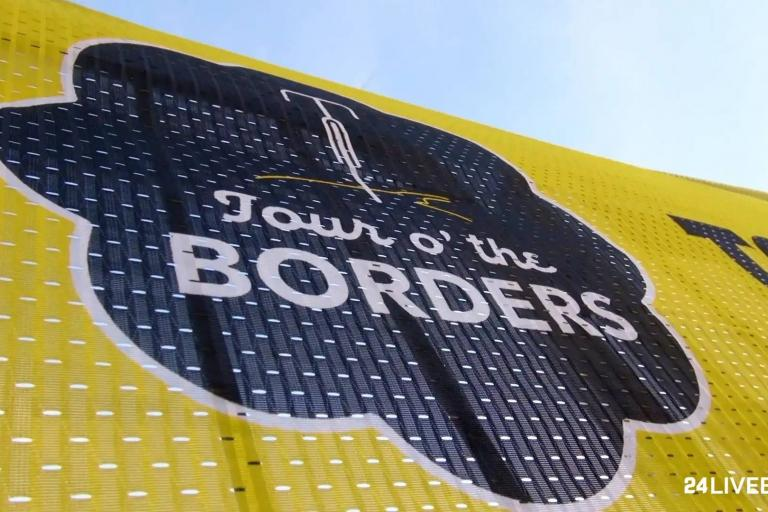 Tour o the Borders logo
