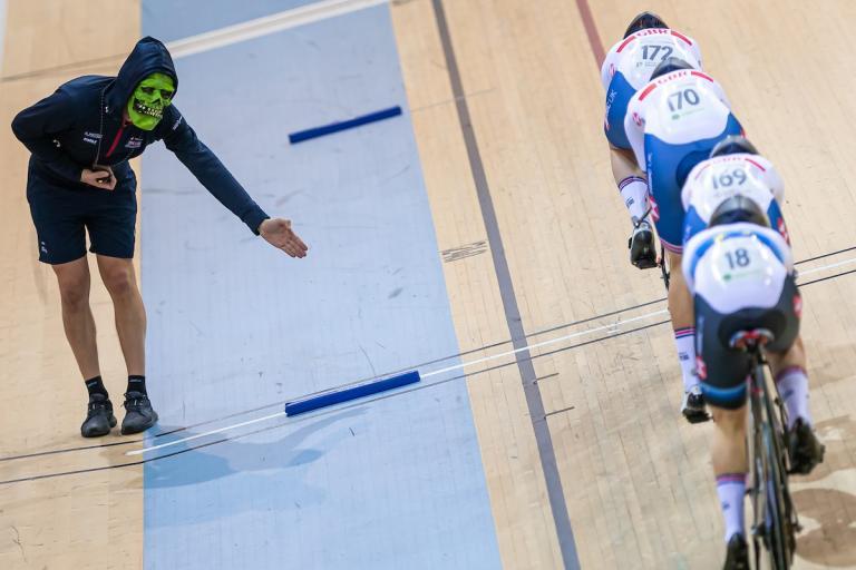 Track Cycling World Cup (Alex Whitehead, SWpix)