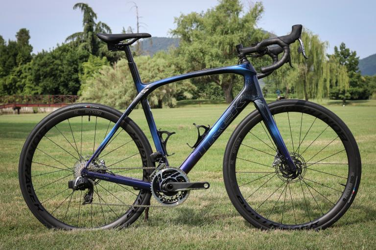 764f7fdeb110ff Trek's new Domane: more comfortable, more aerodynamic. Updated endurance  bike gets the ...