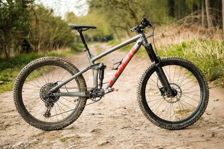 Trek Remedy 7 Detail whole bike 1