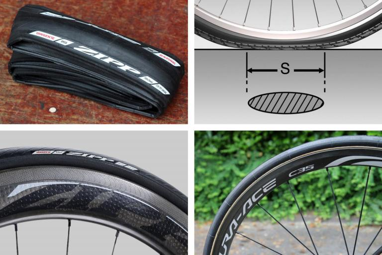 Trend spotting Why you need to switch to wider tyres Sept 2018