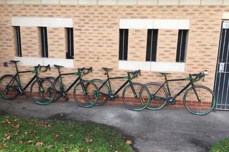 University of York stolen bikes (via Facebook)