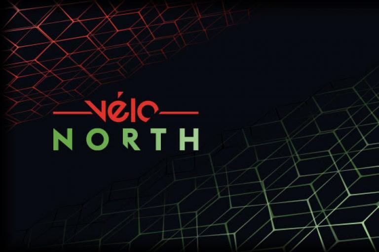 Velo north logo