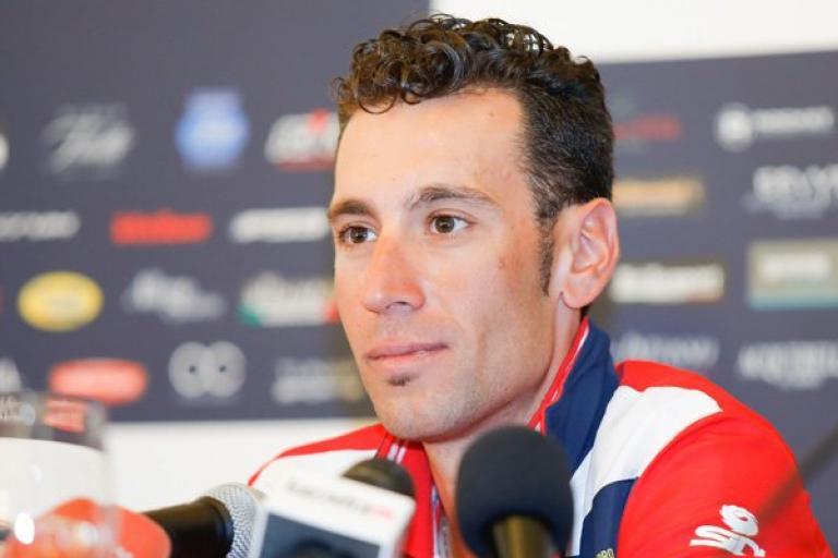 Vincenzo Nibali Giro d'Italia 2017 press conference (picture credit  LaPresse - D'Alberto, Ferrari).jpg
