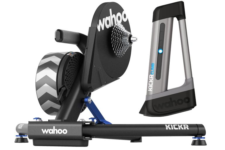 Wahoo Kickr Climb Bundle