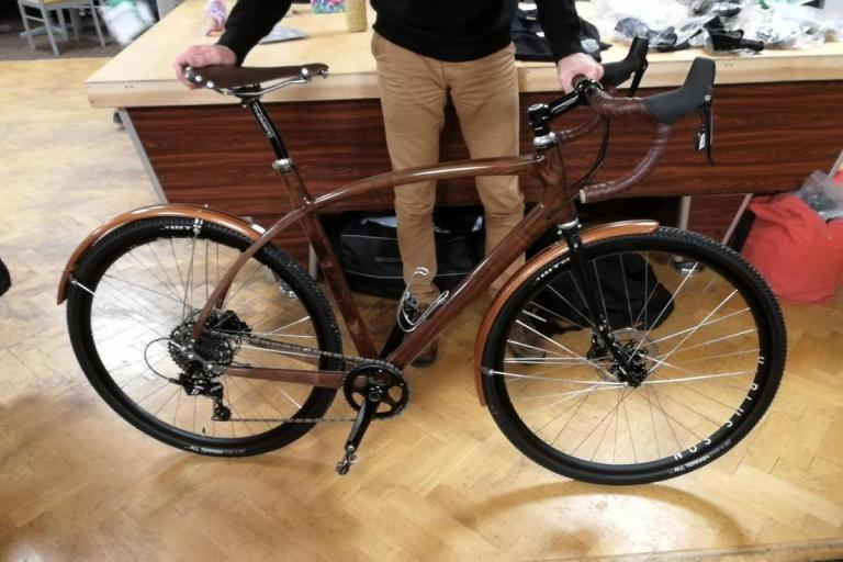 Walnut bike