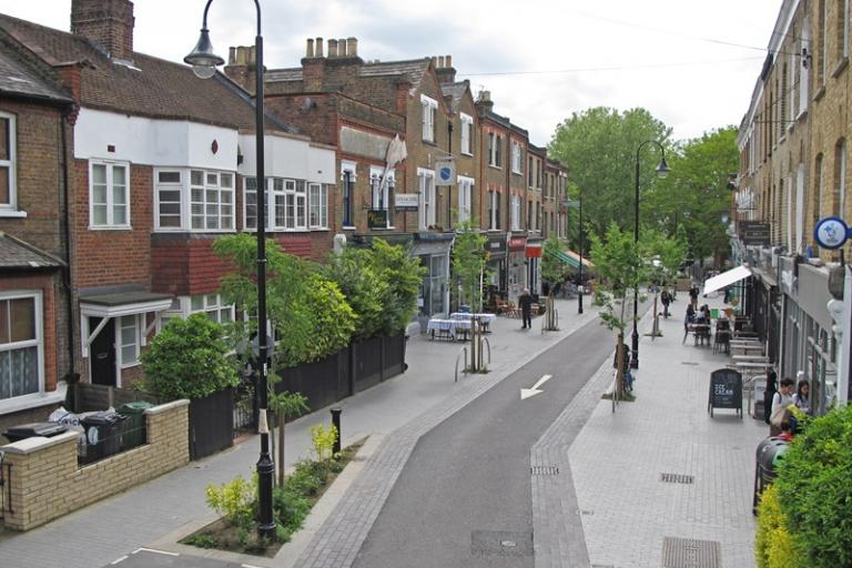 Walthamstow Village (London Borough of Waltham Forest)