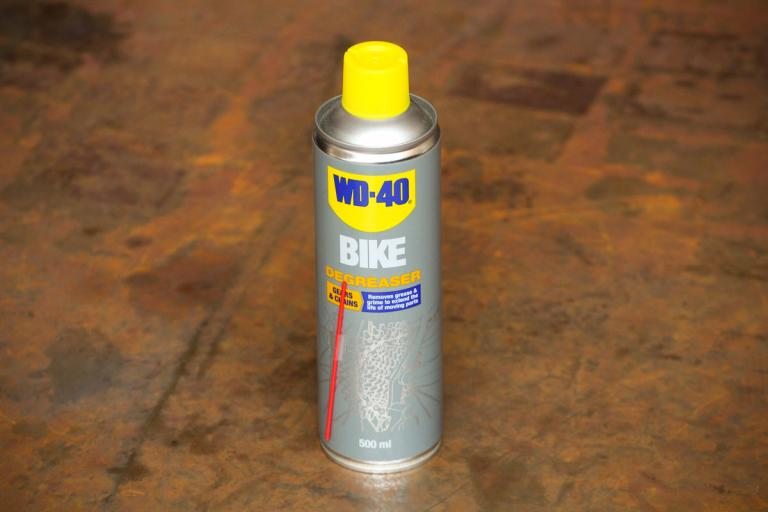 WD-40 Bike Degreaser