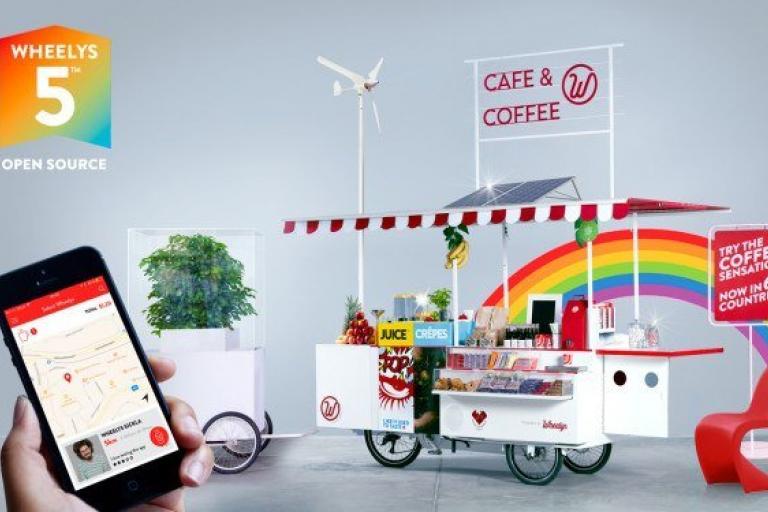Wheelys Open Source pedal-powered restaurant - image via Wheelys.jpg