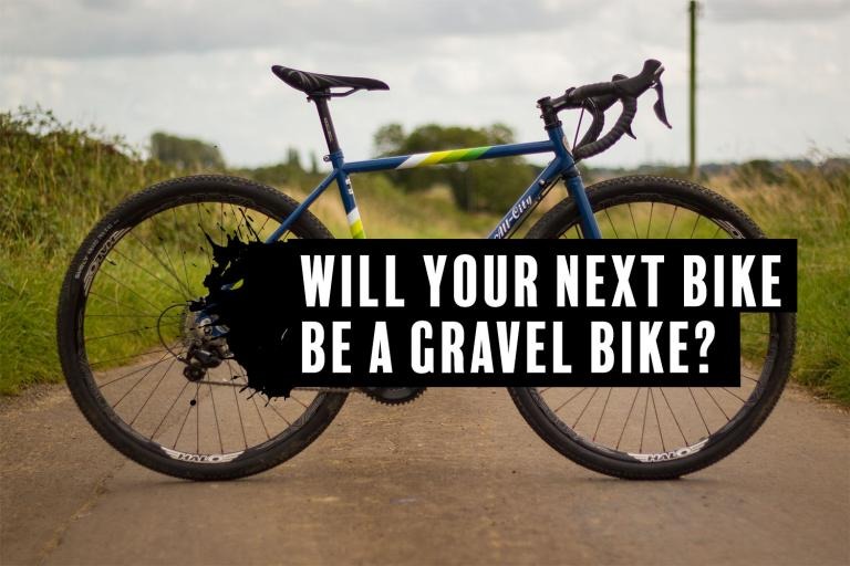 Gravel bike feature