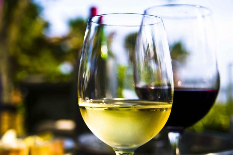 Wine (licens3ed CC BY 2.0 on Flickr by Ken Hawkins).jpg