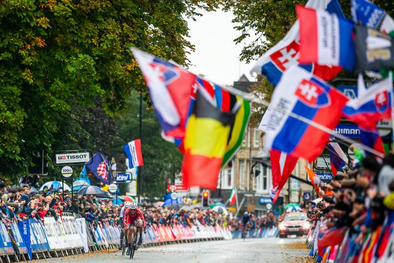 World championship men's elite road race 2019 (picture Alex Whitehead, SWPix.com)