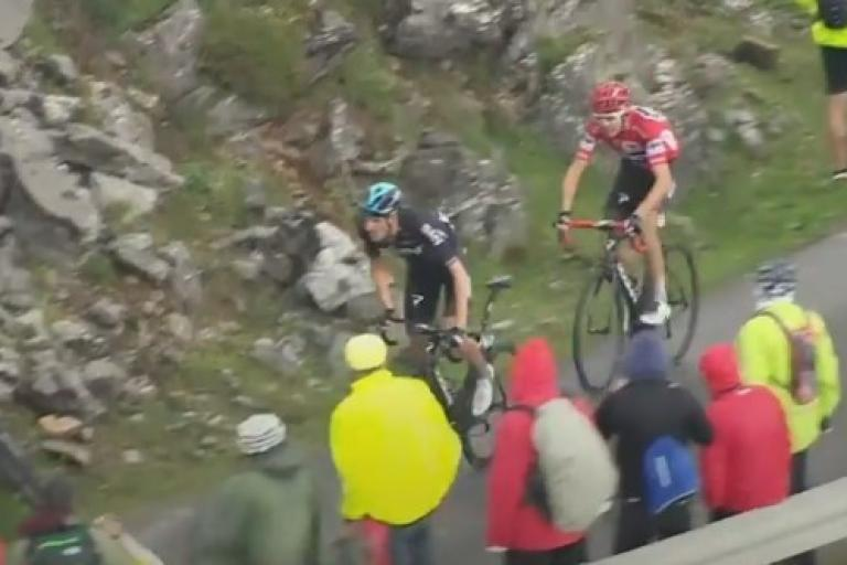 Wout Poels and Chris Froome (via YouTube).jpg
