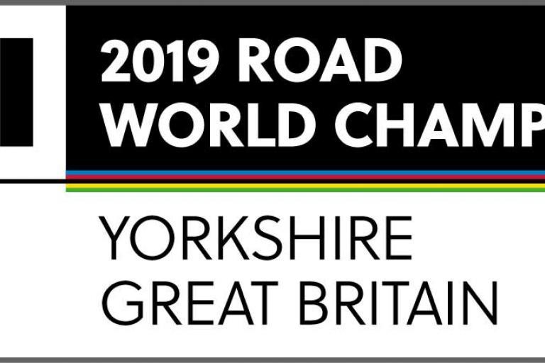 Yorkshire 2019 UCI Road World Championships logo