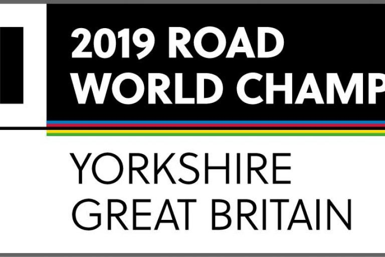 Yorkshire 2019 UCI Road World Championships logo