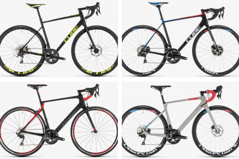 Your complete guide to Cube's 2019 road bike range July 2019