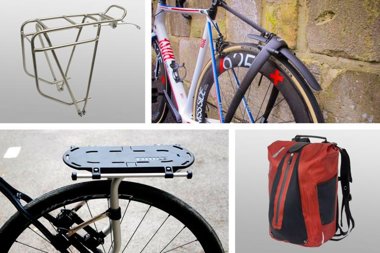 Your guide to racks and panniers August 2018