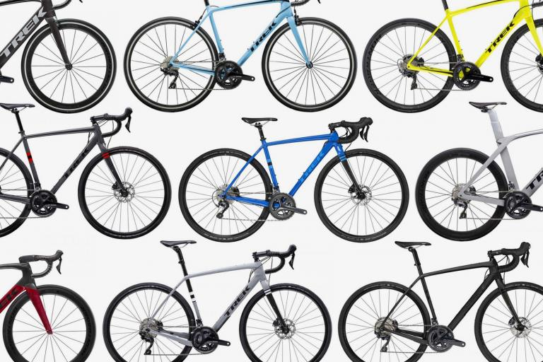 Your guide to Trek's 2019 road bike range April 2019