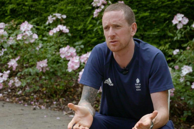 cfefb194b Video  Sir Bradley Wiggins on his fifth - and final - Olympics
