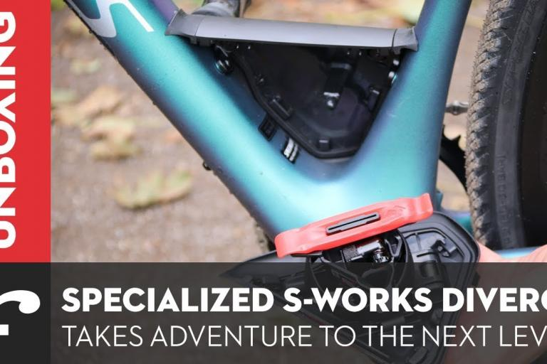 1d2aa887b2 Unboxed  Specialized s S-Works Diverge takes adventure to the next level
