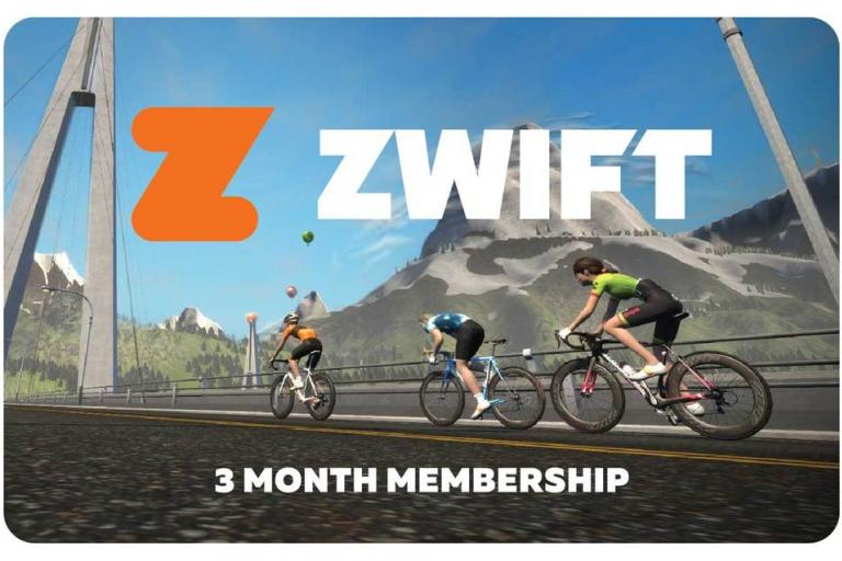 Zwift 3 Month